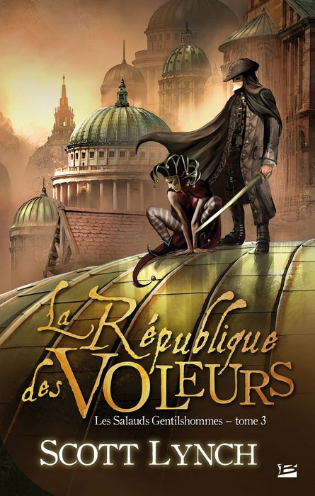 Scott Lynch's The Republic of Thieves