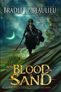 With Blood Upon the Sand Front Cover Final